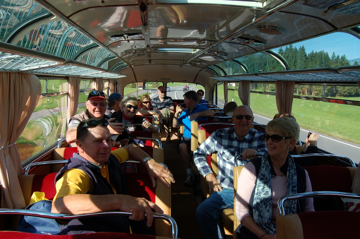 Oldtimerbus Busgesellschaft