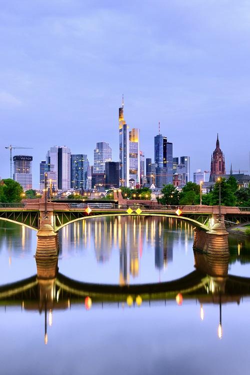 Deutschland Frankfurt