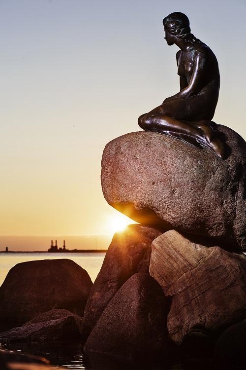 Kopenhagen Meerjungfrau