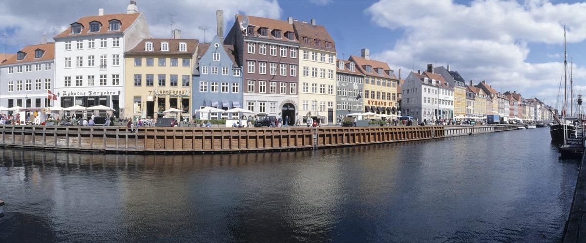 Kopenhagen Nyhavn 1200 x 497