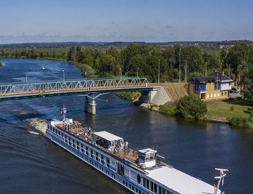Flusskreuzfahrt von Berlin nach Kiel 29.4.2021