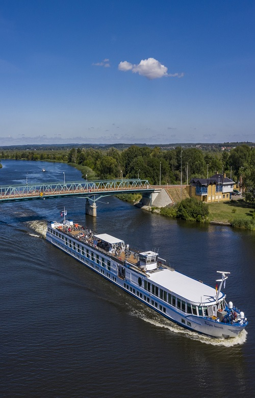 Flusskreuzfahrt MS Thurgau