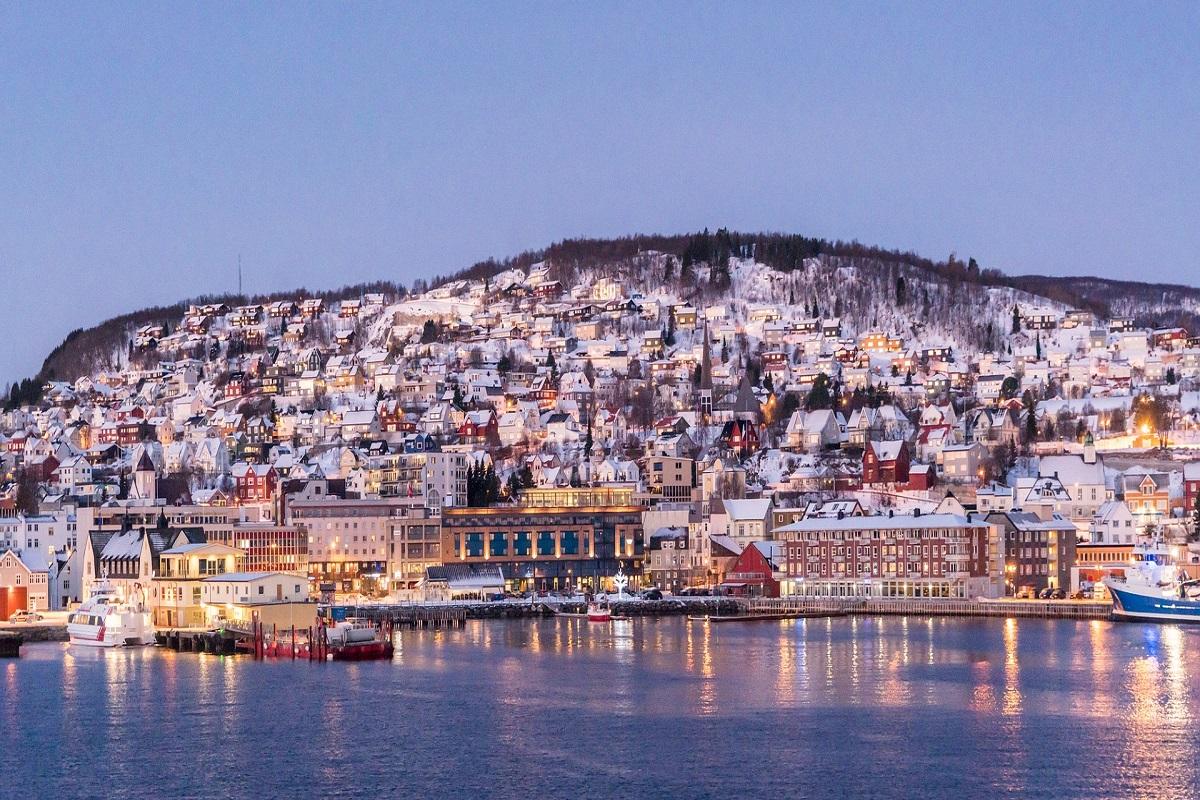 Norwegen Tromsö