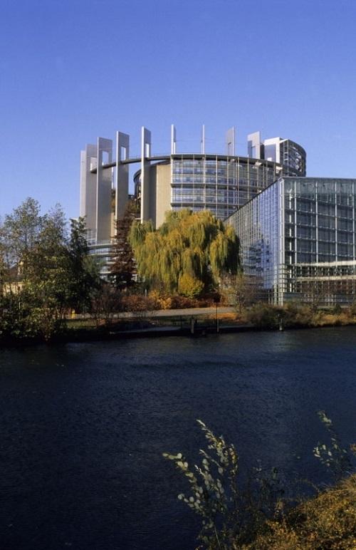 Strassburg Europäisches Parlament