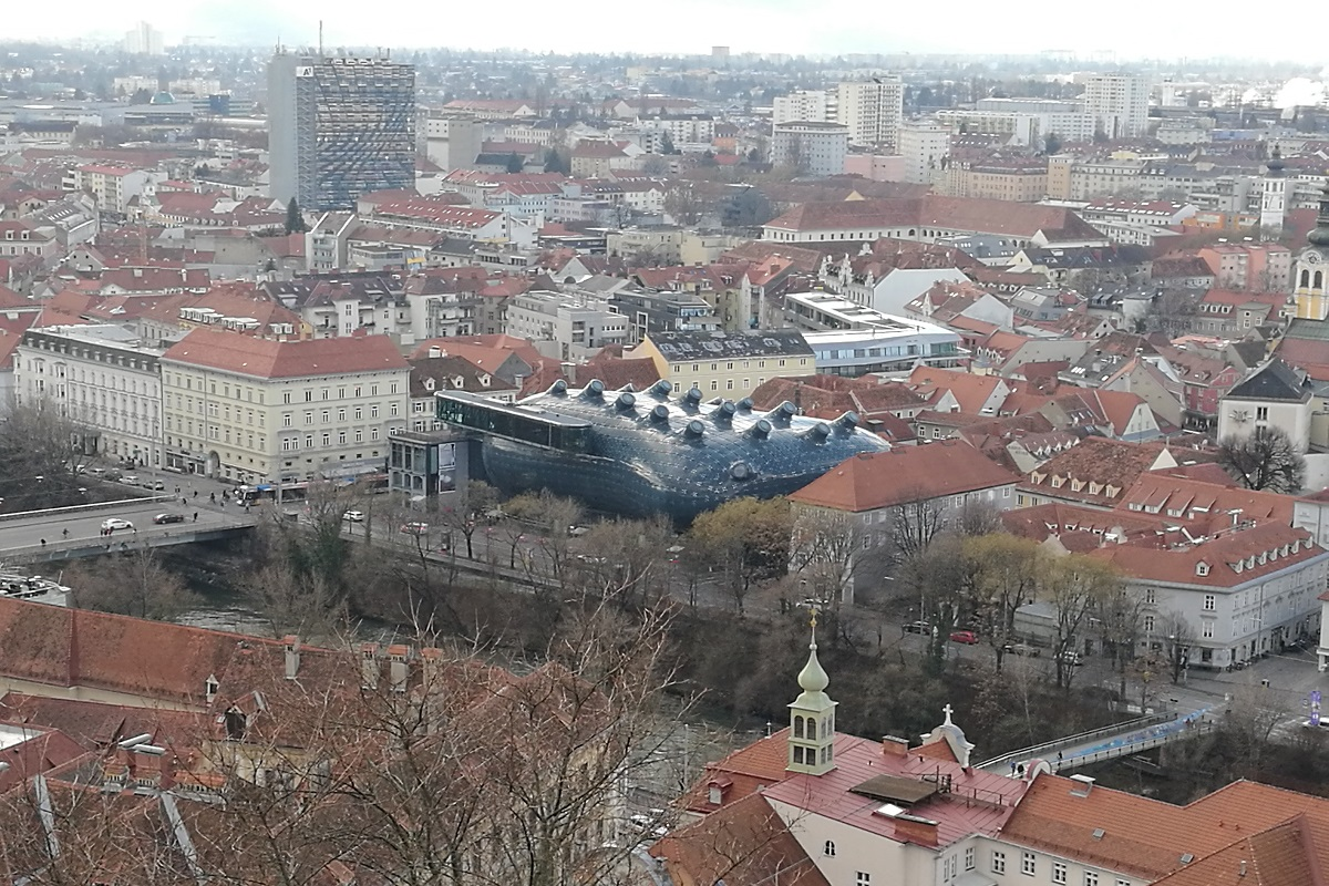 Graz Kunsthaus