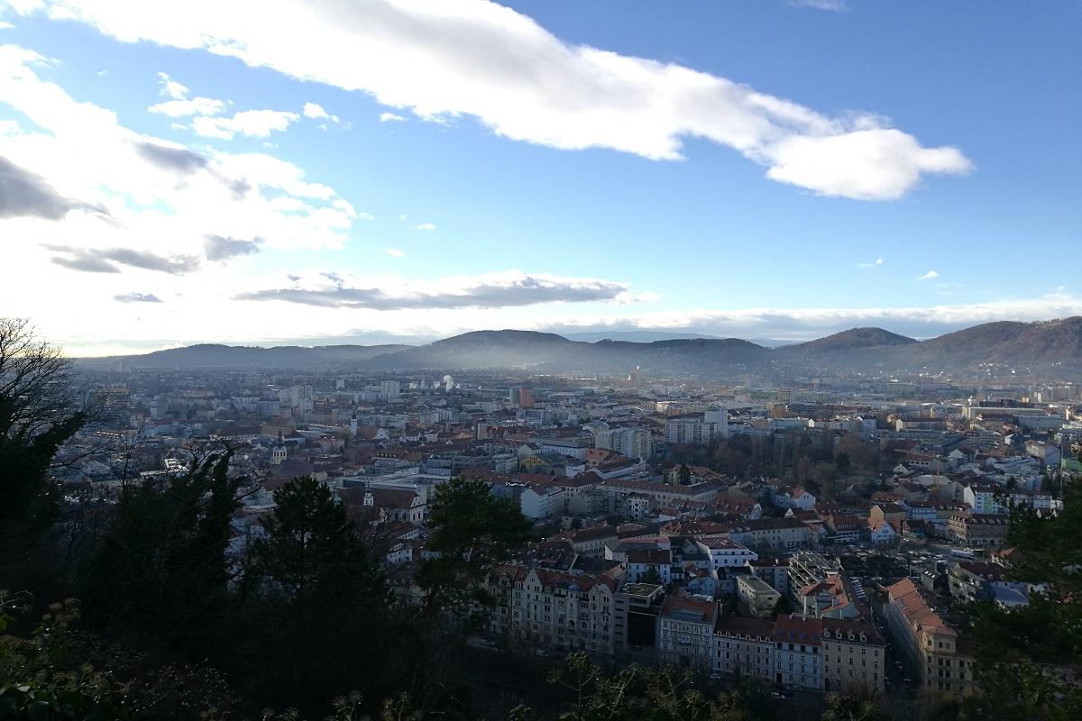 Graz Aussicht