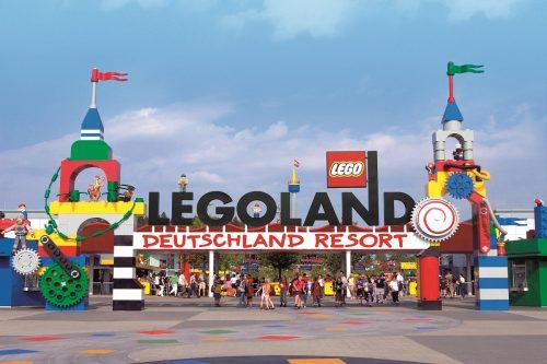 Deutschland Legoland Günzburg