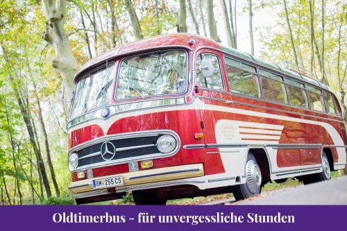 Reise-Gutschein Oldtimerbus