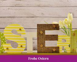 Reise-Gutschein Ostern