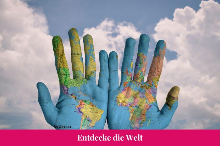 Reise-Gutschein Entdecke die Welt