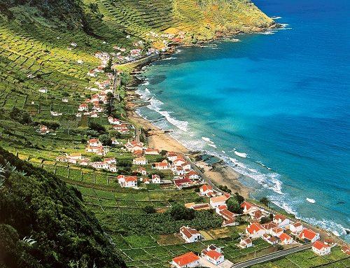 Azoren Golfreise 19.9.2021