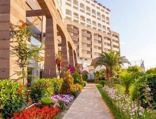 Türkei Hotel Melas Lara 14.7.2021