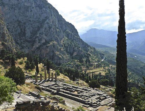 Griechenland – Orakeln bei Ouzo & Oliven 5.9.2021
