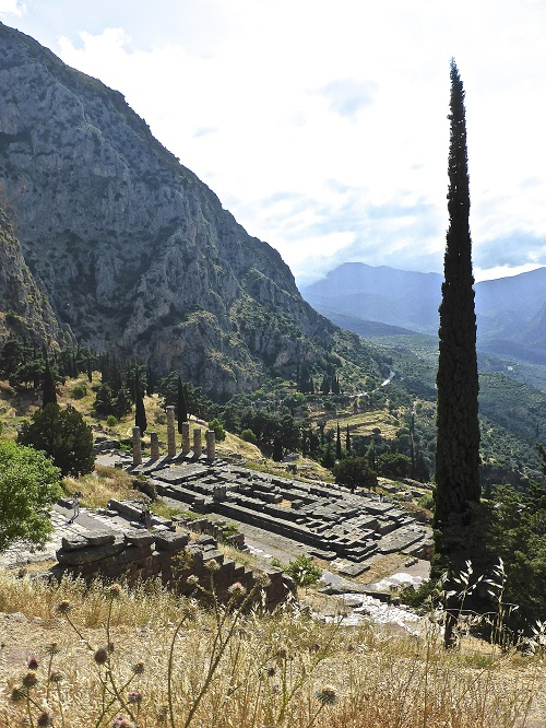 griechenland-delphi