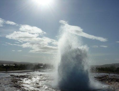 Island Insel aus Feuer und Eis mit Ostgrönland 2.7.21